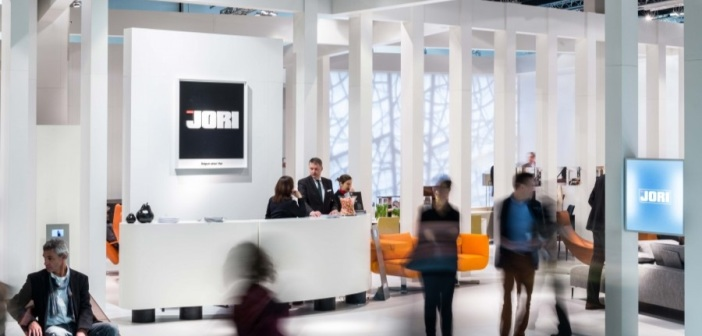 Jori Messestand imm cologne 2015
