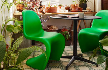 Vitra Panton Chair Summer Green