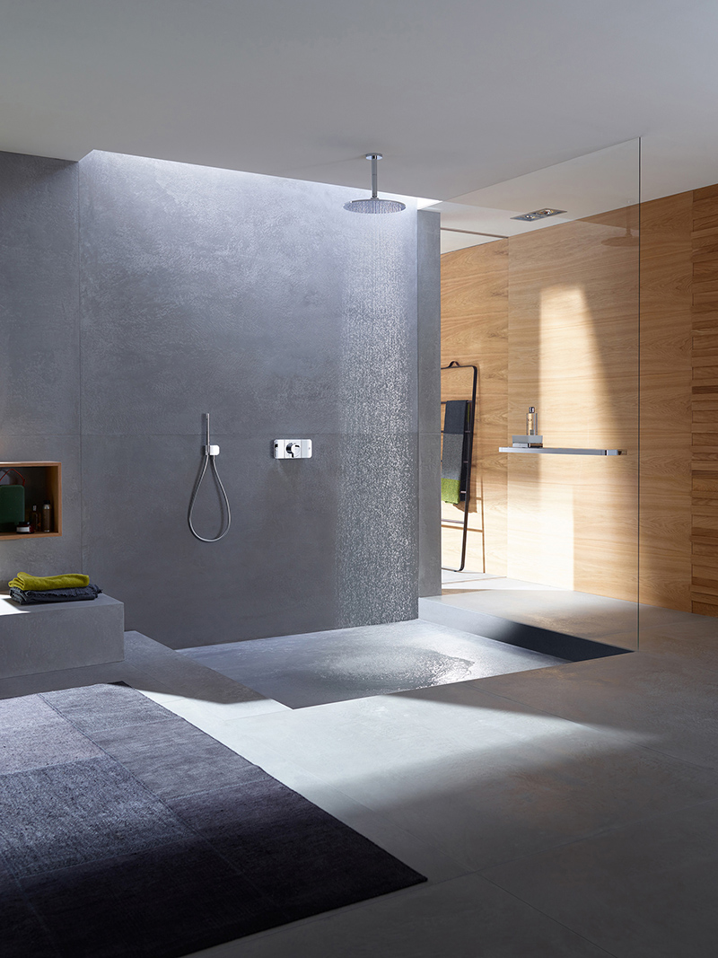 Copyright: Kuhnle und Knödler for Axor / Hansgrohe SE