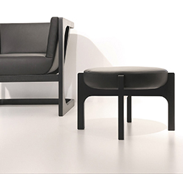Sitzmöbelkollektion Crafted Collection, Fauteuil © MARCH GUT