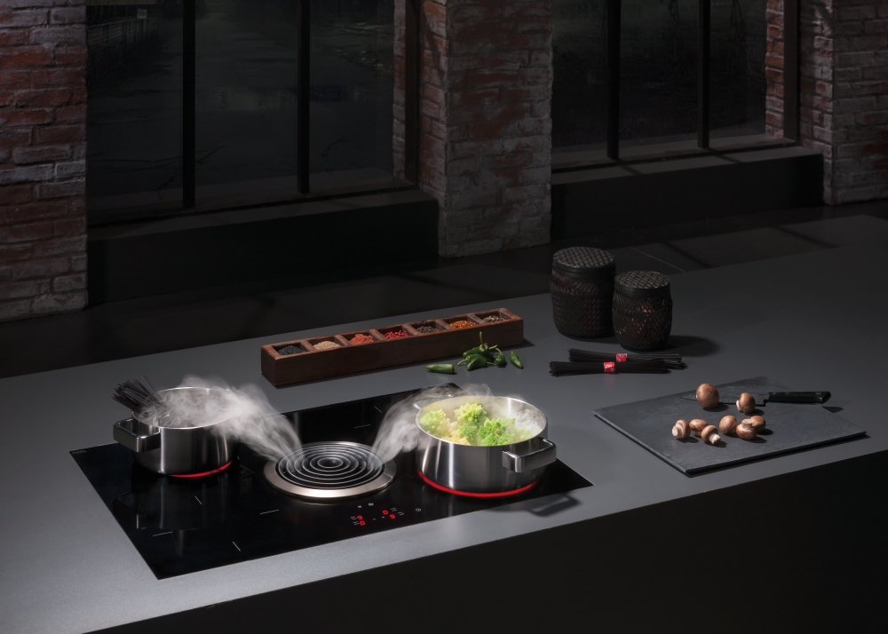 Dunstabzug Im Herd bora schafft die zukunft des dunstabzuges kochen essen