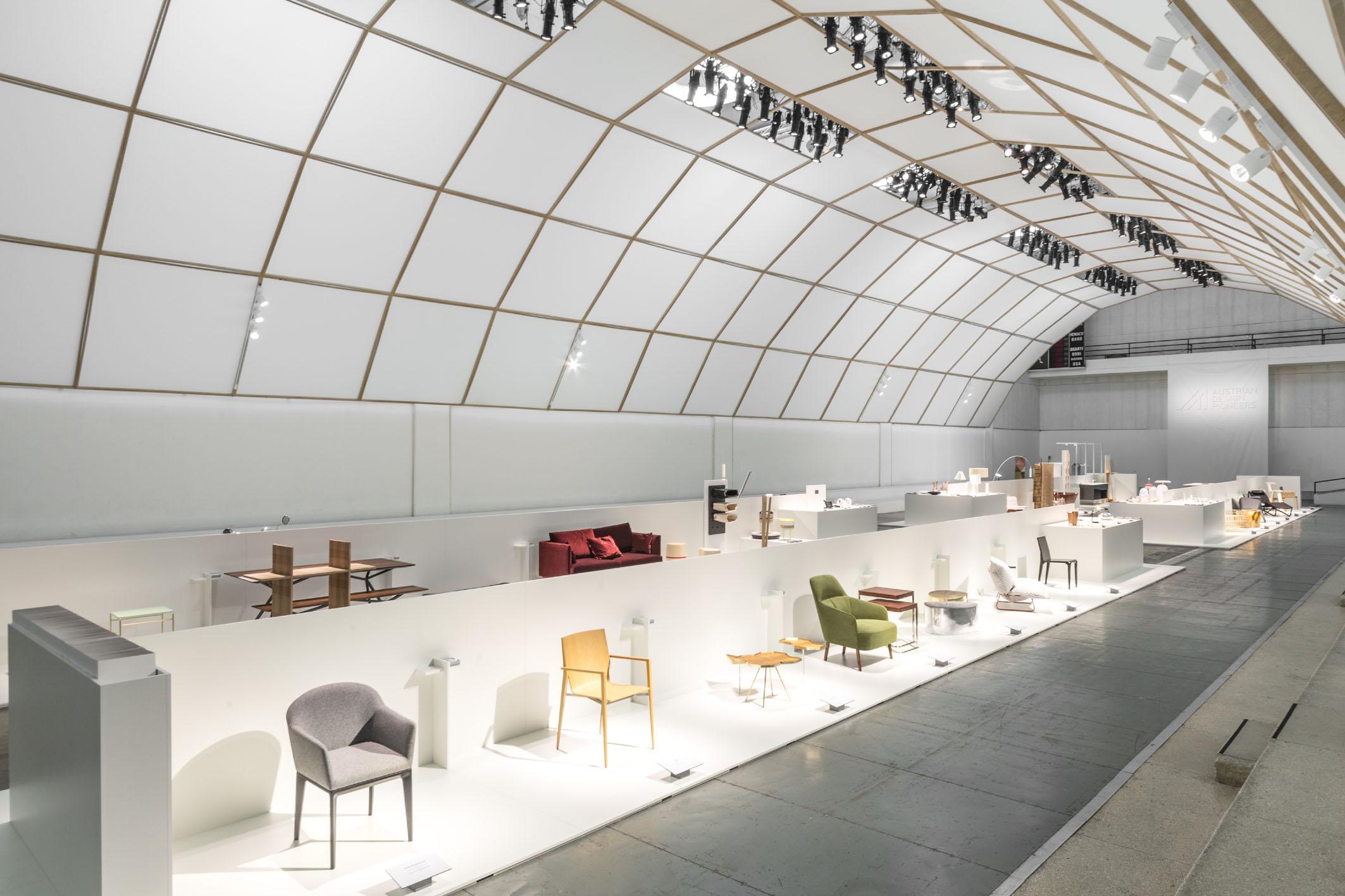 Ausstellung Austrian Design  Pioneers