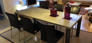 Tischplatte Beton
