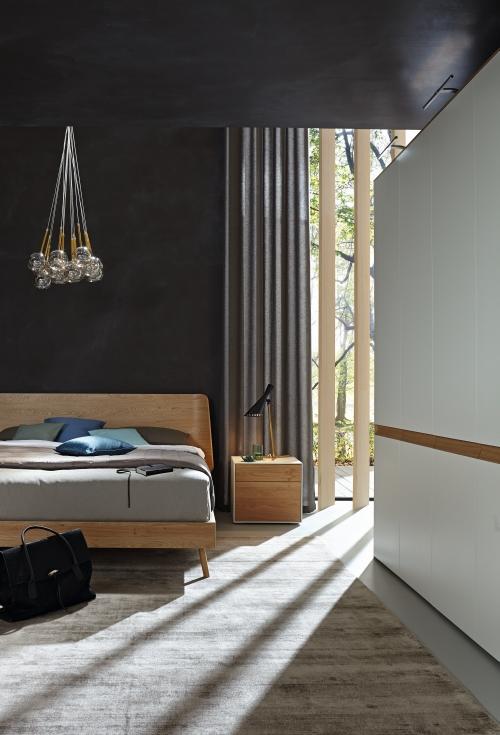 alles zum schlafraumprogramm lunis von h lsta schlafen. Black Bedroom Furniture Sets. Home Design Ideas