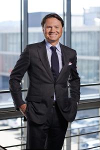 Alexander Zschokke, CEO Franke Gruppe