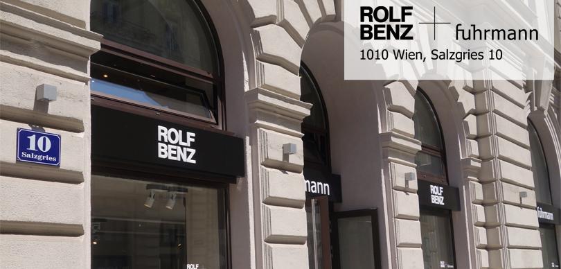 Rolf Benz Fuhrmann Neu Am Salzgries In Wien 1 Angebote