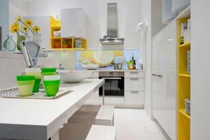 Farbgestaltung Küche