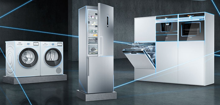 Connected Home von Siemens