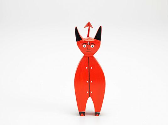Vitra Wooden Doll Little Devil