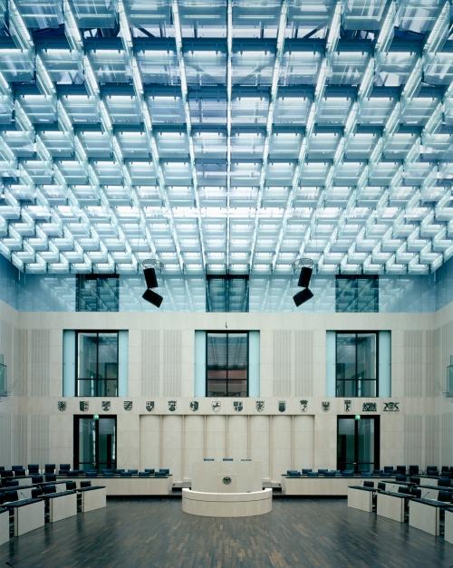 Bundesrat von Flachglas Werberg