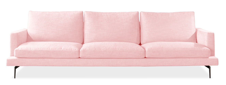 Verzelloni Larsen in Rose Quartz