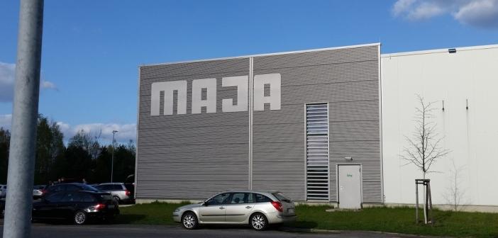Maja Möbelwerke in Wittichenau