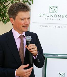 Geschäftsführer Jakob von Wolff