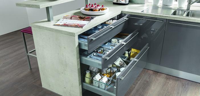 Eine professionelle Küchenplanung schafft Komfort © AMK