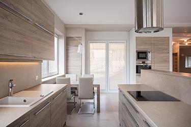 Silestone Kitchen - Coral Clay