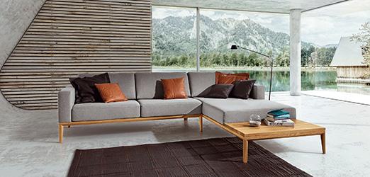 Sitzgruppe Trentino © Kollektion Terra, ADA AUSTRIA premium