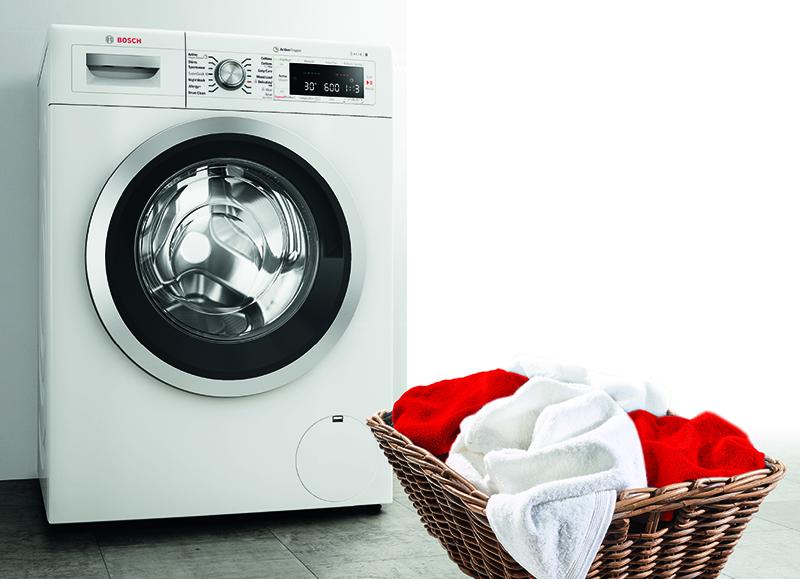 Testsieger: Waschmaschine Serie 8 © Bosch Home