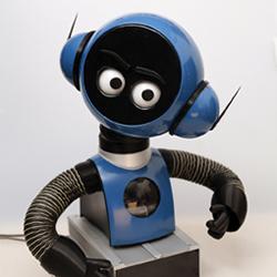 Jan de Coster - Robin_Roboter