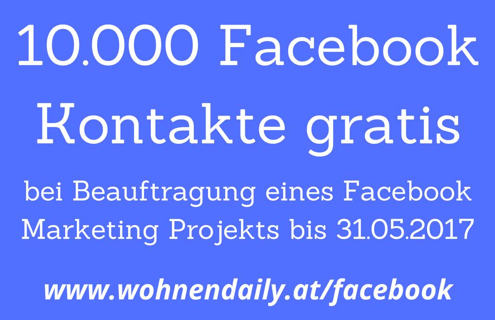Aktion 10.000 Facebook Kontakte zur KWT 2017