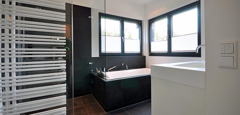 Zusätzliche Wohnräume im Keller © GÜF/Partnerbau Braun