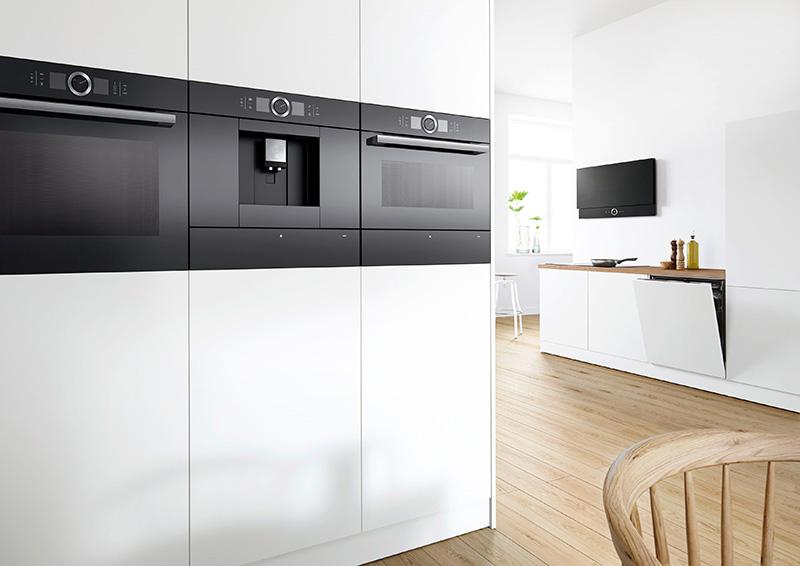 Perfekt ausgestattete Genuss-Küche © AMK