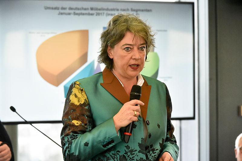 Ursula Geismann VDM © Kölnmesse