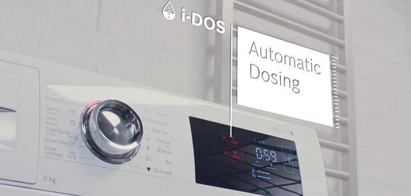 i-Dos dosiert auf den Mililiter genau © Bosch