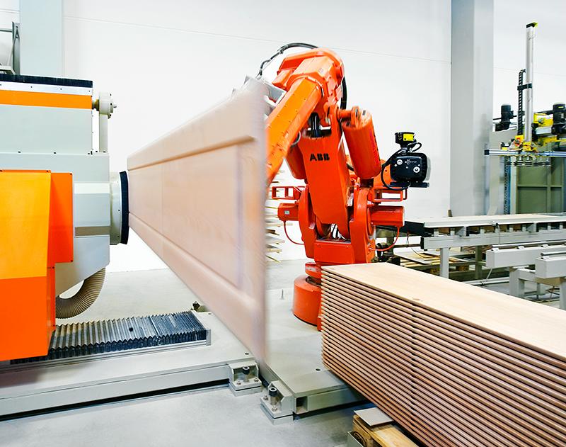 Produktion auf dem Stand der Technik © Thielemeyer