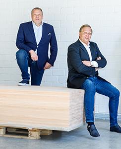 GF Ulf und Bernd Thielemeyer © Thielemeyer
