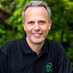 Dirk Teegelbekkers, Geschäftsführer © PEFC